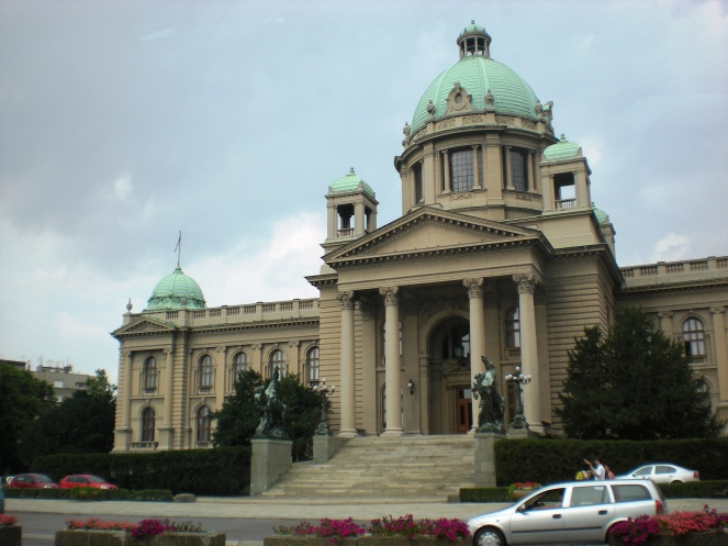 despite the post-war look..serbia still has something beautiful remaining in it..